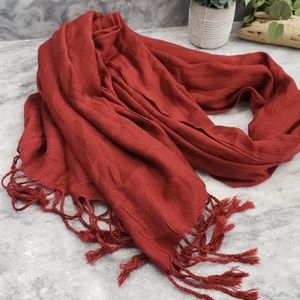 Thick and Comfy Scarf